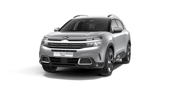 C5 Aircross SUV Hybrid at Sherwoods