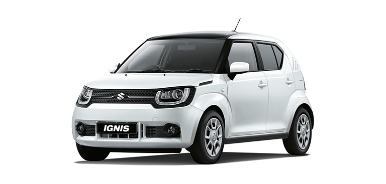 Ignis Motability Offers at Sherwoods