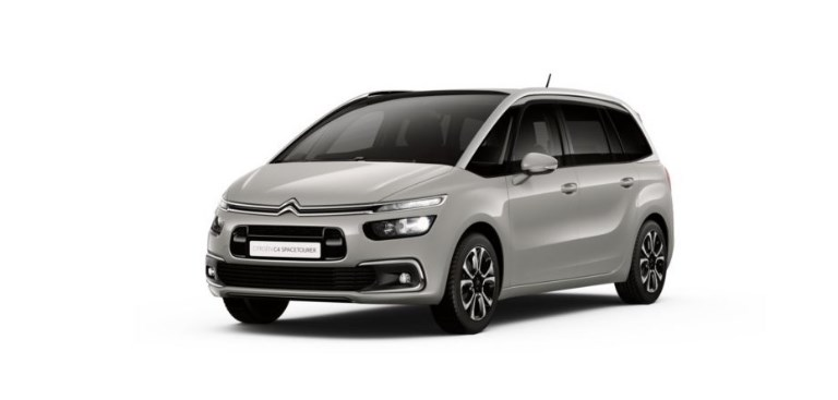 Grand C4 SpaceTourer Motability Offers