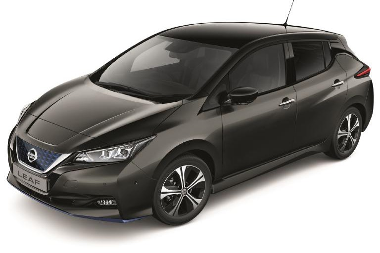 New Nissan Leaf E+ N-Tec Limited Edition Delivers More Power, More Range and More Technology, for Less Charge
