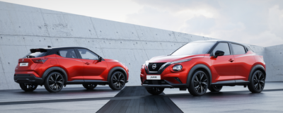Nissan Next Generation Juke - Motability Offers