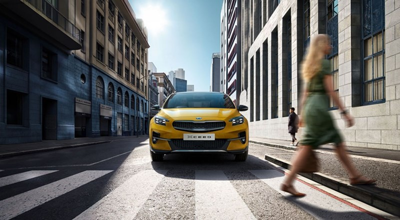 Kia XCeed Motability Offer