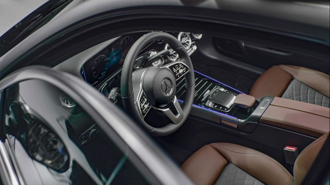 Mercedes-Benz GLB Interior