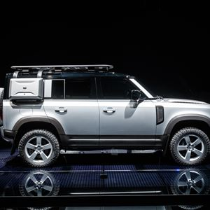 New Land Rover Defender 110