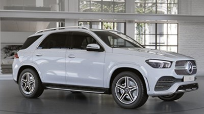 Mercedes-Benz GLE 300d 4MATIC AMG Line 5DR 9G-Tronic