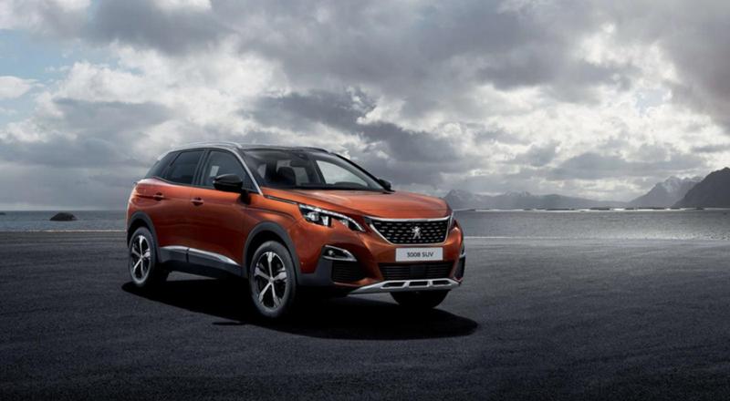 Peugeot 3008 SUV Motability Offer