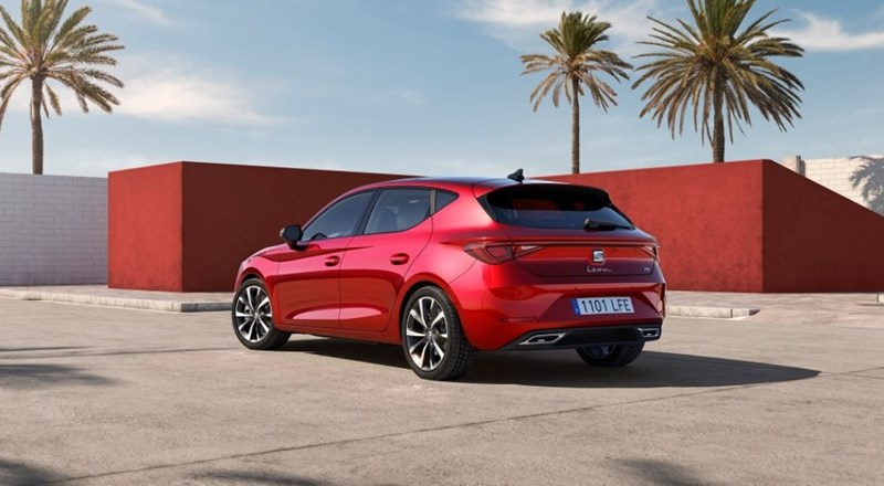 New SEAT Leon Motability Offer