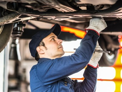 Book your car in for a service - and get a treat on us, too!