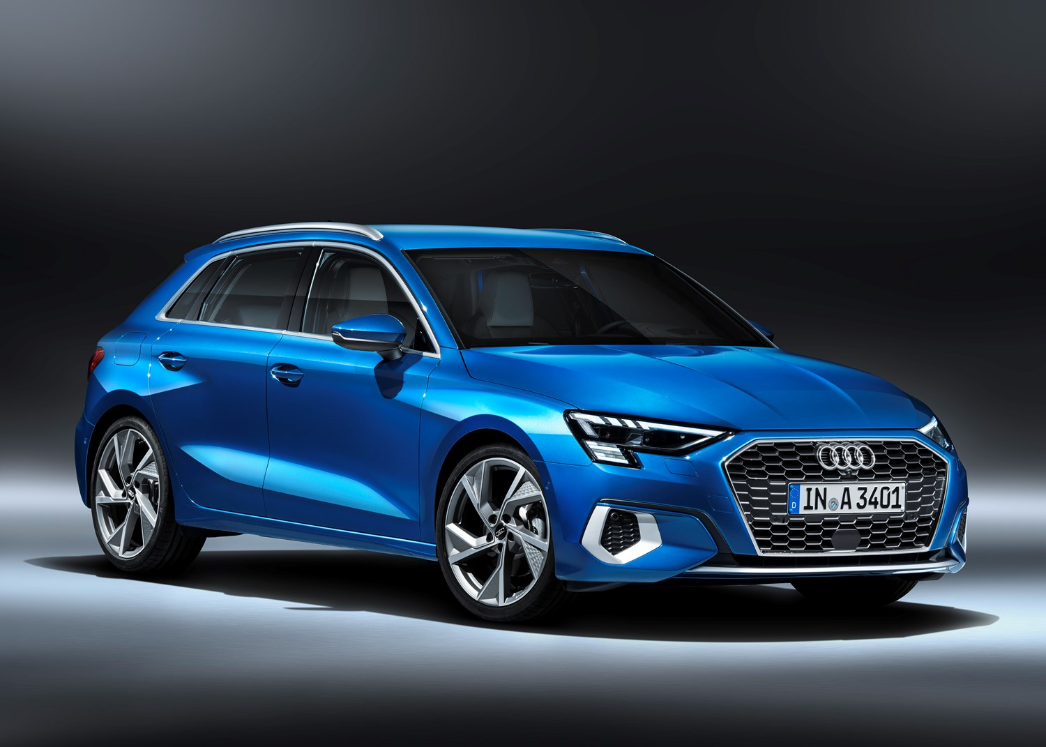 New A3