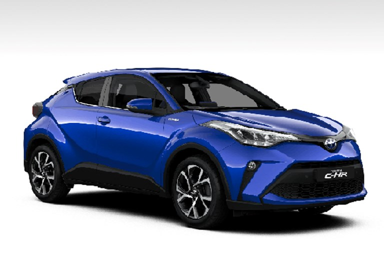 Toyota C-HR Hybrid Design 1.8 Motability Offer