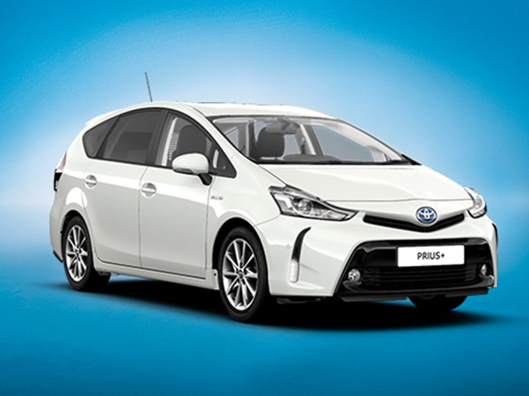 Prius Plus Excel Motability Offer
