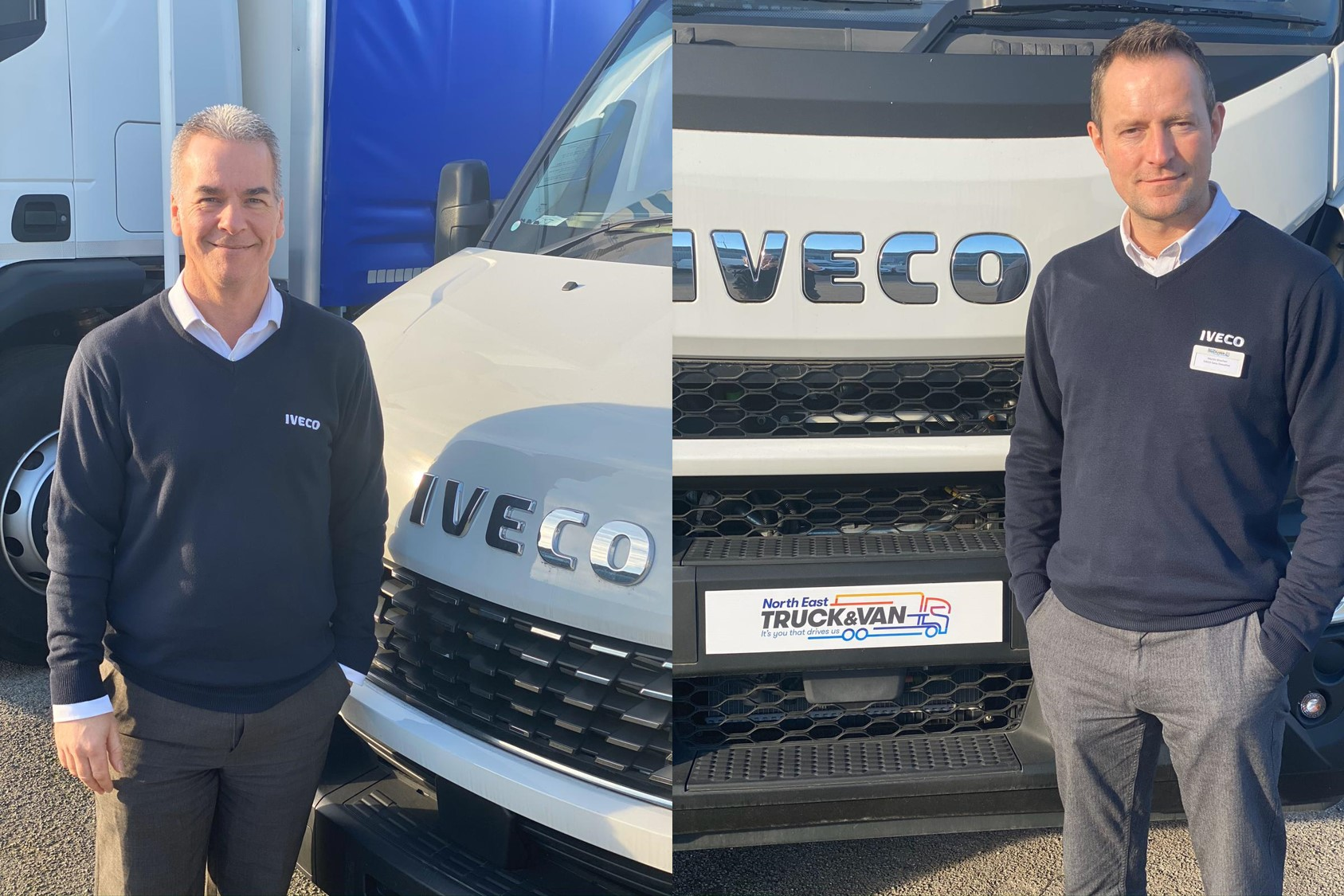 Meet the North East Truck and Van Hull IVECO team