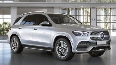 Mercedes-Benz GLE 300d 4MATIC AMG Line 7-Seater