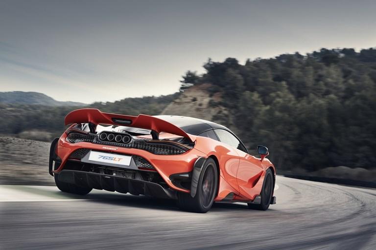 McLaren's class-leading new Longtail