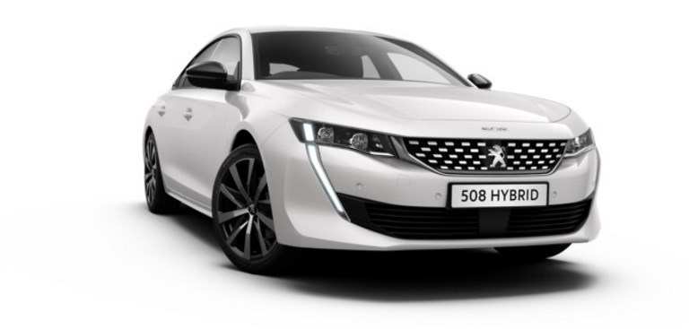Peugeot 508 GT Line HYBRID 225 e-EAT8 Business Offer