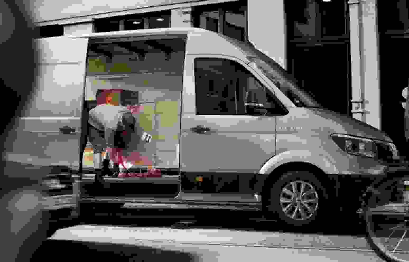 TGE Panel Van