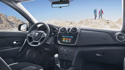 Dacia Logan MCV 1.0 TCe Bi-Fuel Comfort TCe 90