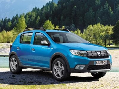Latest Offer Dacia Sandero Essential SCe 75 Stepway – £250 Deposit Contribution