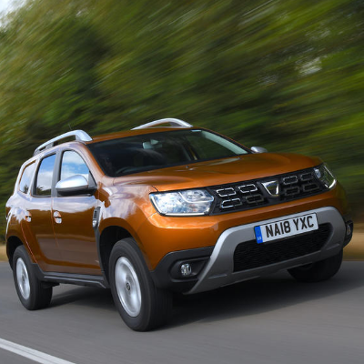 Dacia Duster Access – £750 Deposit Contribution