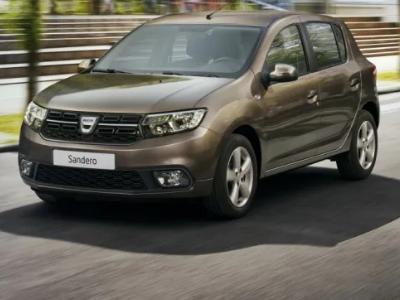 Dacia Sandero 1Ltr SCe 75 Access – £250 Deposit Contribution
