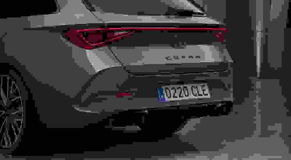 New CUPRA Leon Estate