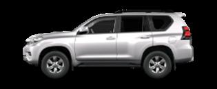 Toyota LandCruiser Commercial