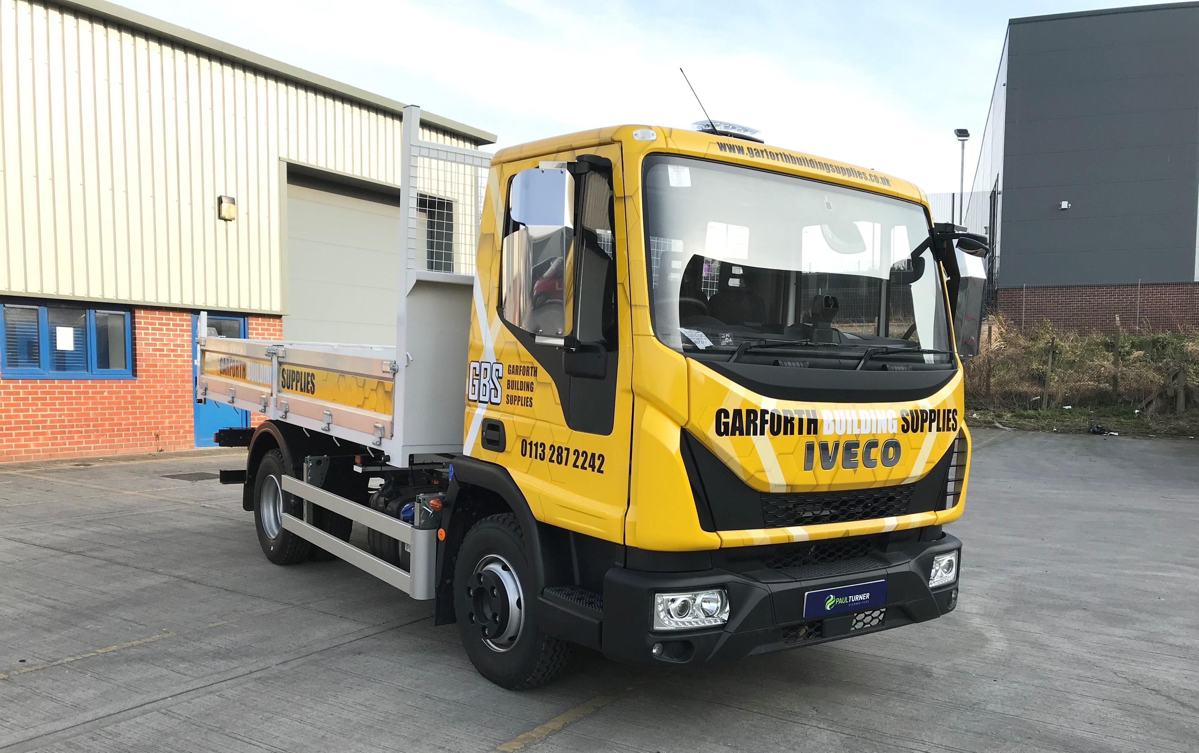 Bespoke IVECO Eurocargo added to growing fleet