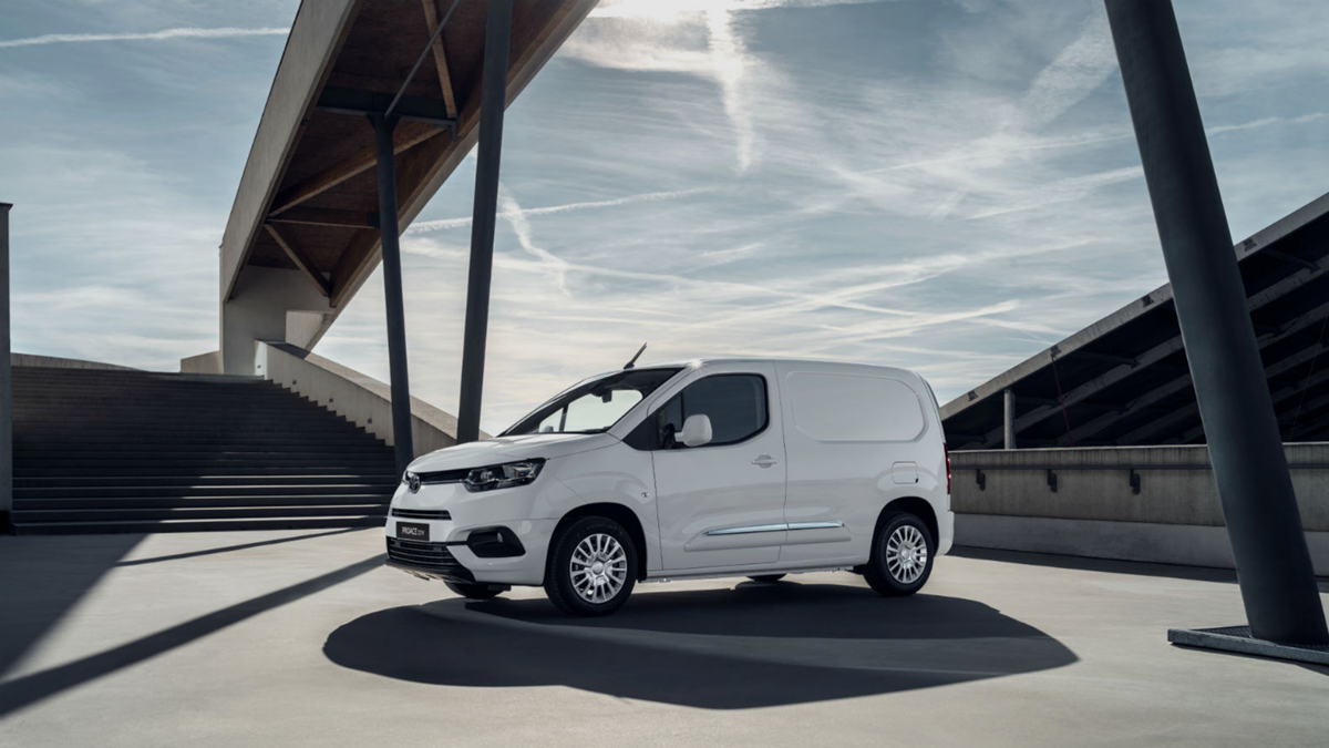 All New PROACE CITY