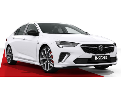 Vauxhall Insignia Has 2020 Upgrade with New GSi Model
