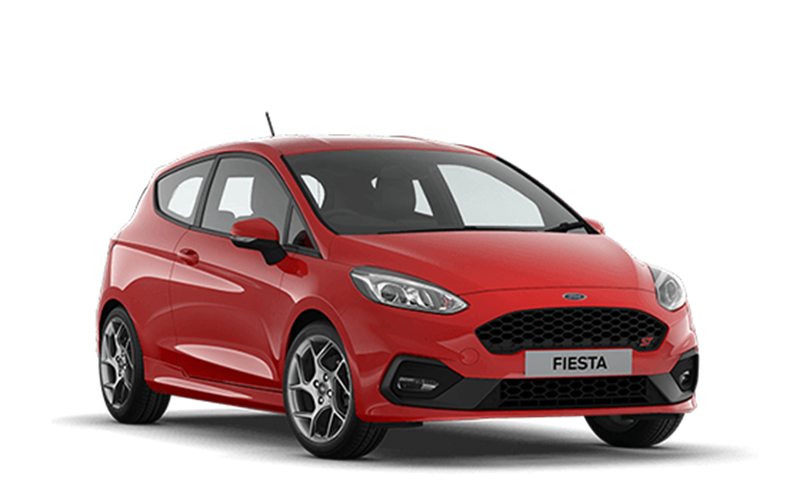 Fiesta From £45 Advance Payment