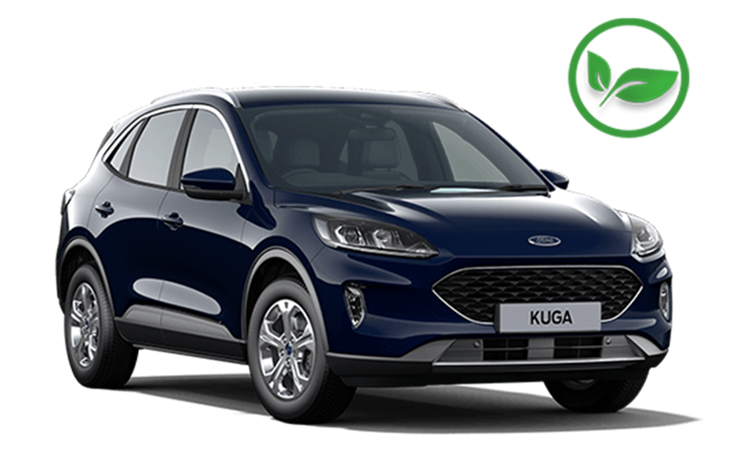 All-New Kuga From £1,295 Advance Payment