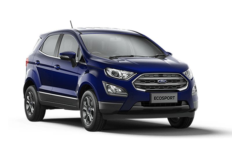 EcoSport From £NIL Advance Payment