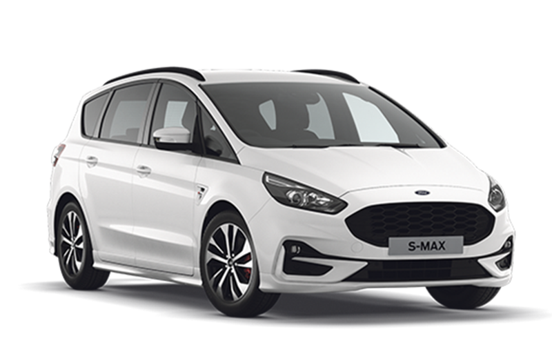 S-MAX From £2,645 Advance Payment