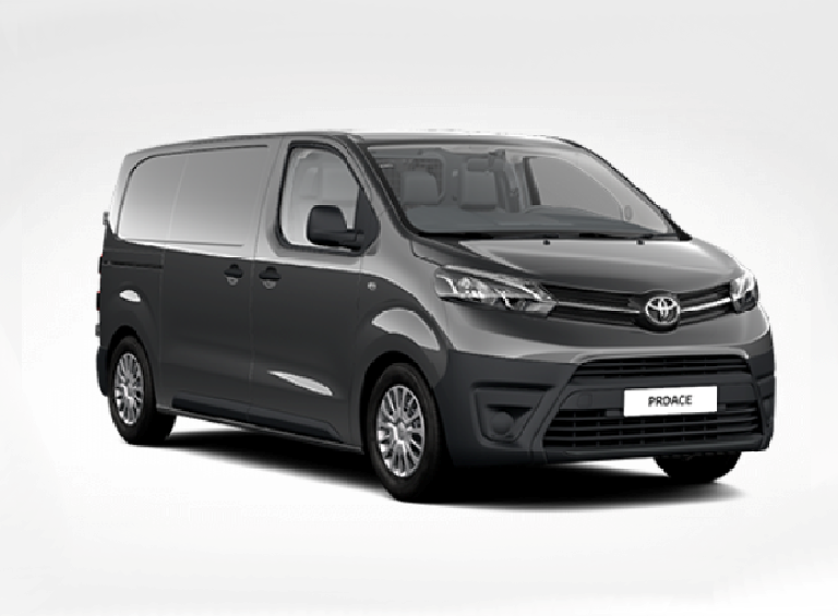 Toyota PROACE Approved Accessories