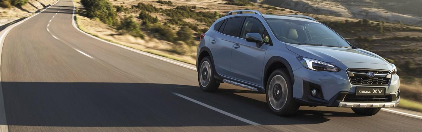 The Subaru XV