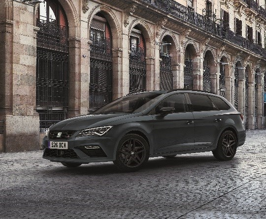 The SEAT Leon Estate with up to £3,000 towards your deposit
