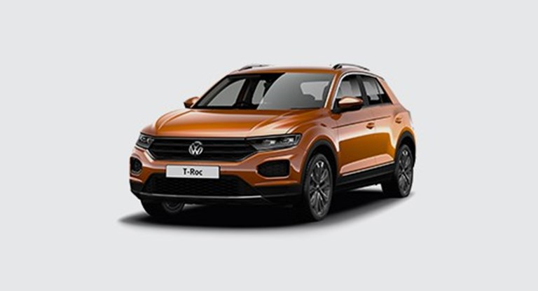 Motability: T-Roc From £1,599 Advance Payment.