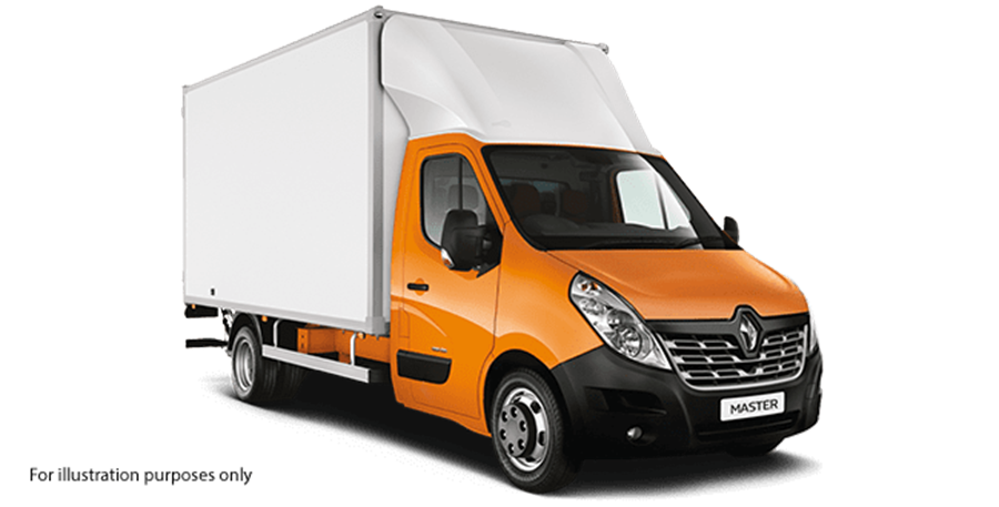 Renault Master Luton Box Van FWD LL35 ENERGY dCi 145 BUSINESS