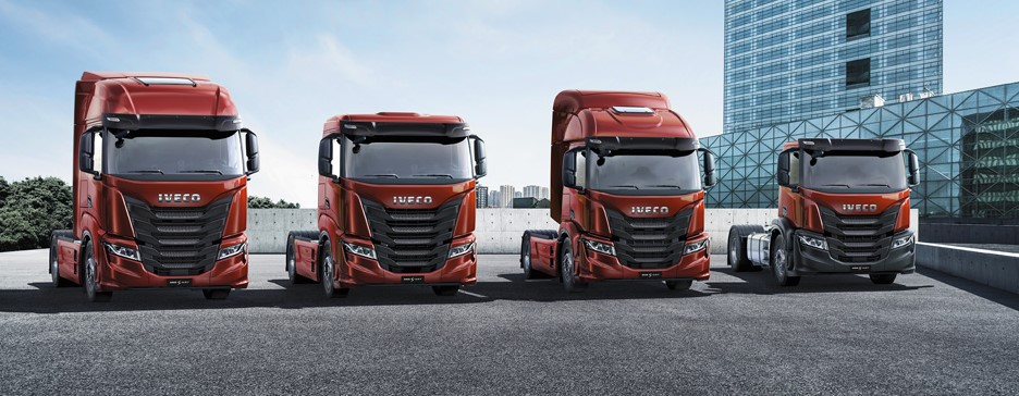 What can be expected from the New IVECO S-WAY?