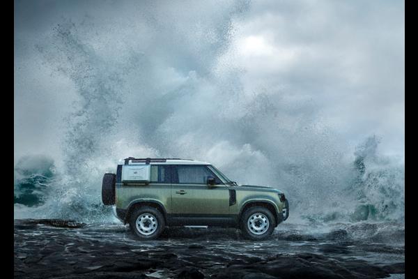 New Land Rover Defender: Capability, Design & Technology