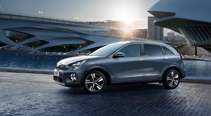 New Niro PHEV with 0% APR - from £219 per month
