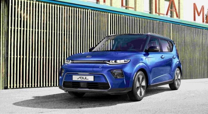 All-New Kia Soul EV from £310 per month