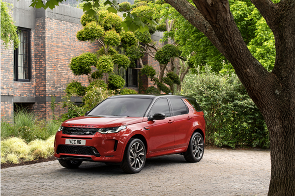 New Discovery Sport Unveiled With Electric Engine Options