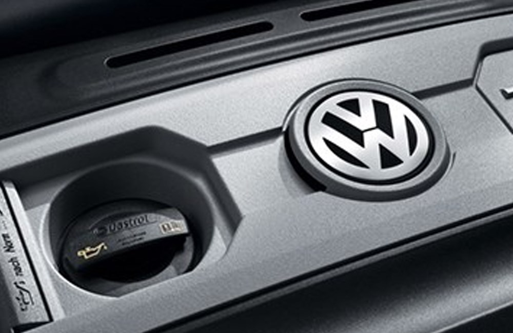 Volkswagen Oil Tank