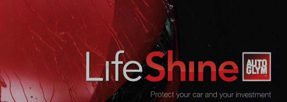 LifeShine Auto Glym Logo
