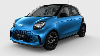 smart EQ forfour pulse premium