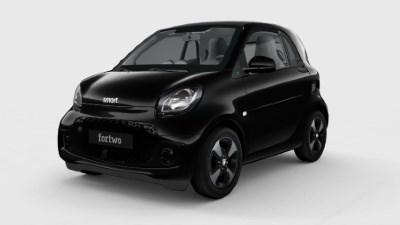 smart EQ fortwo coupe passion advanced