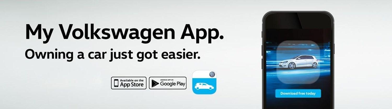 My Volkswagen App image