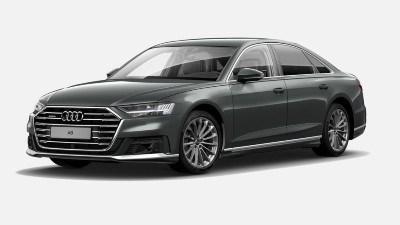 Audi A8 50 TDI Quattro S Line Tiptronic