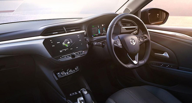 corsa cockpit